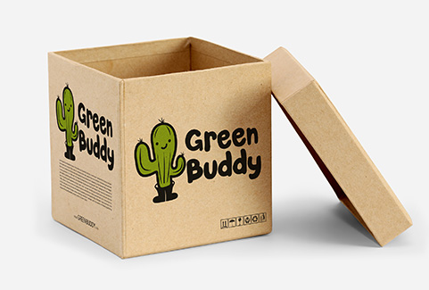 GreenBuddy Logo